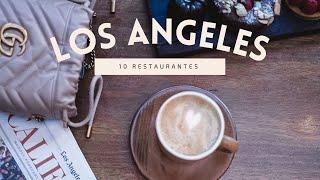 10 Restaurantes em Los Angeles - Califórnia