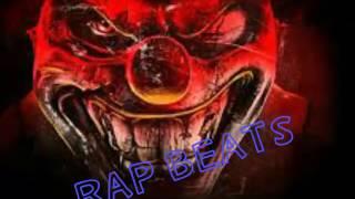 Beat rap horror core instrumental