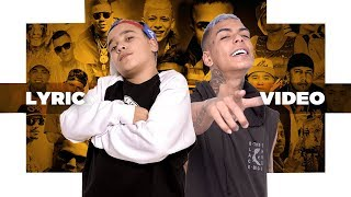 MC Pikachu e MC Kevin - Jogando na Cara (Lyric Video) DJ Lucas Power Som