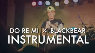 Blackbear - do re mi (Instrumental)