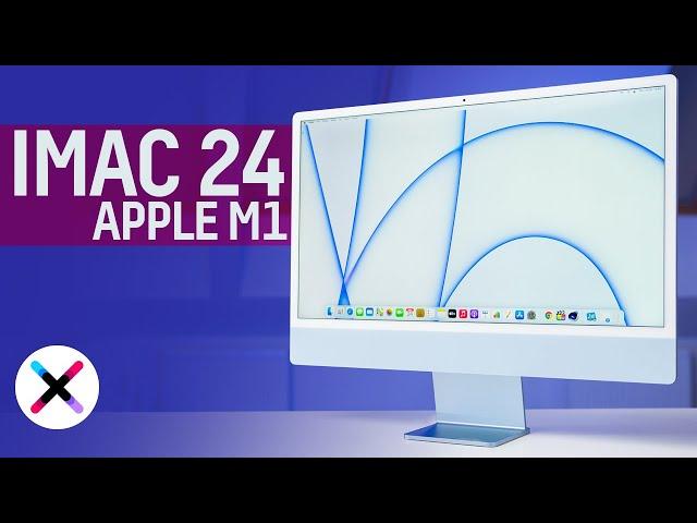 PIĘKNY! ALE CZY BESTIA? 🍏 | Apple iMac 24 z procesorem M1 - pierwsze wrażenia
