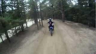 Rampart Range Trail 627