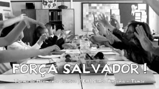 'Amar pelos Dois' May 11 improv KIDS Class w/ Fausto Matias . Tomar, Portugal