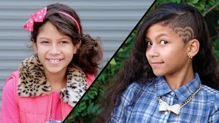 """BABY KAELY """"EW"""" Cover by Jimmy Fallon & will.i.am 10yr OLD KID RAPPER"""