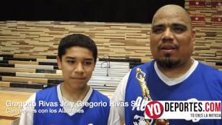 Niño de 13 años en la final de Liga Azteka