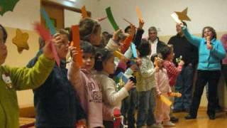 Festa de Natal Jardim de Infância do Enxerim 2008
