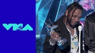 Kendrick Lamar Wins 'Video of the Year' Award   2017 VMAs   MTV