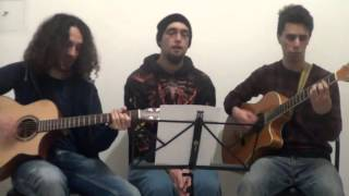 Moby - Lift Me Up (Acoustic cover)