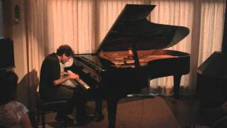 Peaceful - Louis Landon - solo piano - live