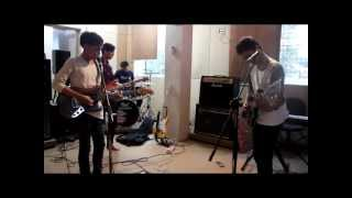 RainBow Tree - Crying Lightning (Arctic Monkeys band Cover) .mp4