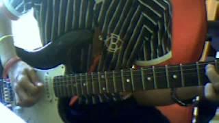 RHCP Snow asit çalınışı AmertiZ taha emre demir guitar cover
