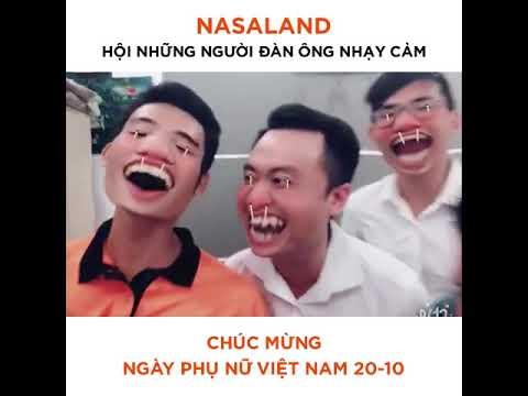 Phụ Nữ Việt Nam 2018 Cùng Đại Gia Đình Nasaland
