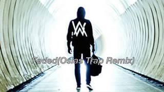Faded(Osias Trap Remix) Bettie Lee Dance 2017 Show