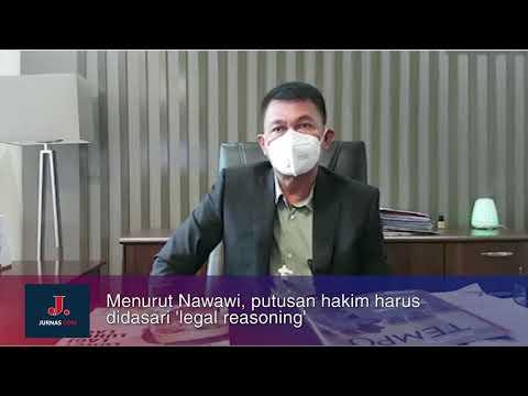 Nawawi Petanyakan Dasar MA Atas Pemotongan Tahanan Napi Koruptor