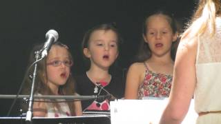 Spectacle au Granada Chorale Pianissimo sherbrooke 2014 Mes joies quotidiennes