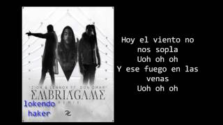 Embriagame  Remix letra  Zion y Lennox Ft  Don Omar