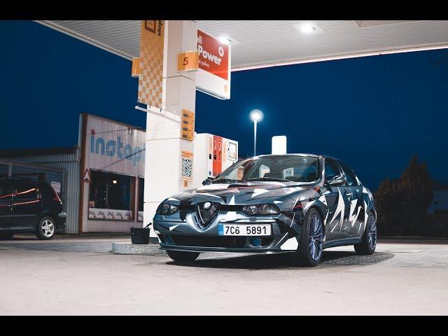 Michalovo Alfa Romeo 156 • in 4K (Ultra HD)