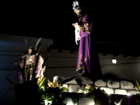 Procesión Jesús del Rescate, Viernes de Dolores, Leon Nicaragua