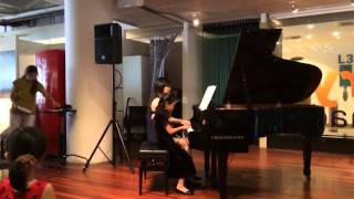 Piano Duet - Dance of the Little Swans (Tchaikovsky)