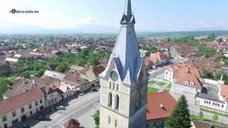 Frumusețea Cetăților Fortificate din Țara Bârsei - BIKE & LIKE 2016