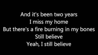 Rachel Platten ~ Fight Song Lyrics