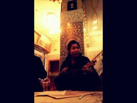 The Show (Ukulele Cover) (Fes, Morocco Restaurant)