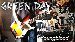 Green Day - Youngblood Bass Cover