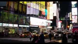 New York Times Square 4K