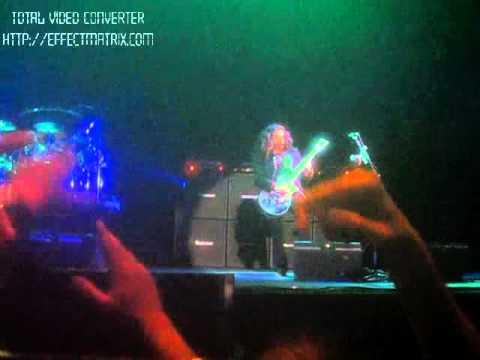 Ozzy Osbourne Live @ Turkey - İstanbul 2010 Kuruçeşme Arena - Faries Wear Boots