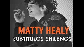 THE 1975 Live in Chile - Matty Healy Speaking (Subtitulos Shilenos)