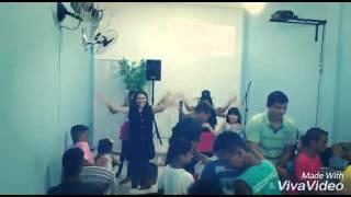 Dança do Canguru Aline Barros