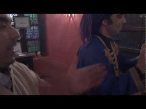 New Year Party Morocco 2012-2013 – Hotel Dar Rita in Ouarzazate – part 3
