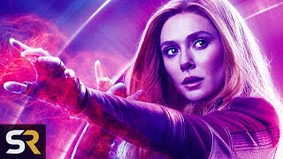 Ranking The 25 Most Powerful Marvel Heroes In Avengers: Infinity War