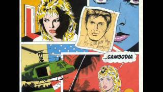 KIM WILDE - Watching for Shapes [1981 Cambodia]