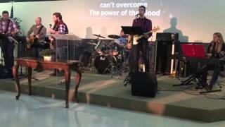 Lift Your Head Weary Sinner cover Lifepoint Church Lexington,NC