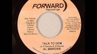 Alborosie  -   Talk to Dem version