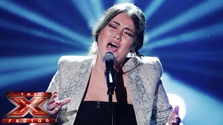 Lola Saunders sings John Lennon's Imagine  | Live Week 2 | The X Factor UK 2014