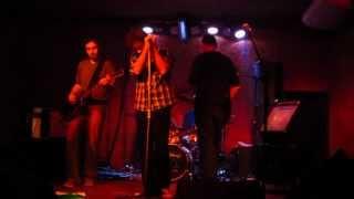 Elephante Karma Blues - Amanhã Talvez (Live @ Café Aurora)