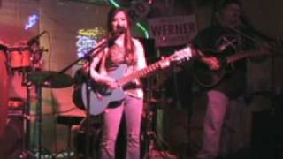 "Kathy's awkward ""Stand By Me"" cover at a bar"