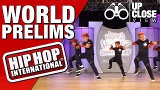 (UC) Letran Pages - Philippines (Junior Division) @ HHI's 2015 World Prelims