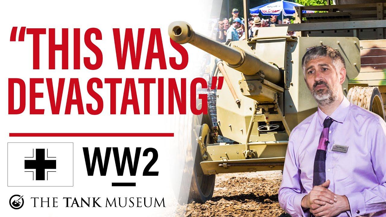Tank Chats Special | Pak 43/41 Anti-Tank Gun