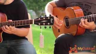 Cort AD880CE Elektro Akustik Gitar - Cort AC-10 Klasik Gitar