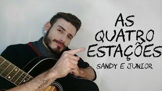 As quatro estações - Sandy e Júnior ( Cover : Victor Hugo )