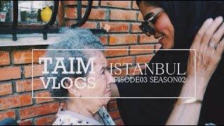 #TAIMVLOGS S02E03    تهكرت أخلاقي في إسطنبول - Abant Lake & ViaLand