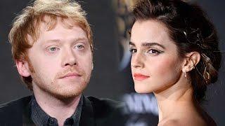Emma Watson Gushes Over Meeting Celine Dion, Rupert Grint Talks Getting Mistaken for Ed Sheeran