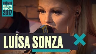 Fica | Luísa Sonza Cover | Second Screen | Prêmio Multishow 2017