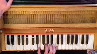 Harmonium Chords - Sri Argala Stotram (Selected Verses) / Show Me Love - Krishna Das