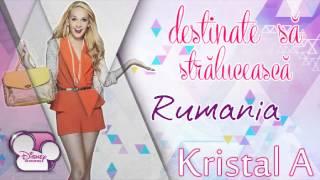 Violetta - Destinate Să Strălucească - Rumania - Kristal A