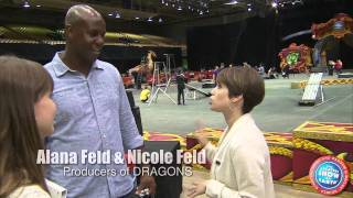 Ringling Bros. Presents DRAGONS - Behind the Scenes with Ringmaster Johnathan Lee Iverson