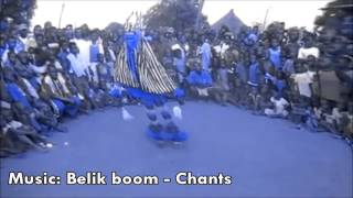 Belik boom - Chants (With zaouli dance)